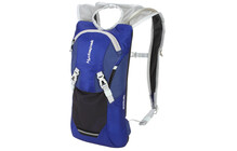 Hydrapak Soquel Trinkrucksack blue